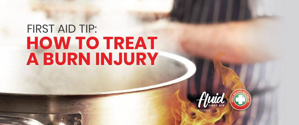 How to Treat a Burn Injury