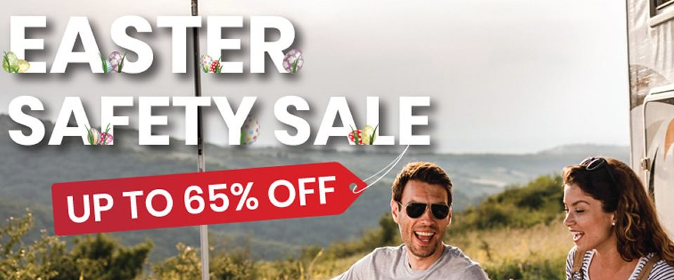 Easter Safety Sale